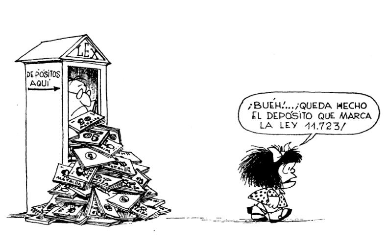 Quino  ARCHIVO DE ILUSTRACIN ARGENTINA