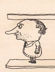 Caricatura_Carlos Perette, Landrú (1958)