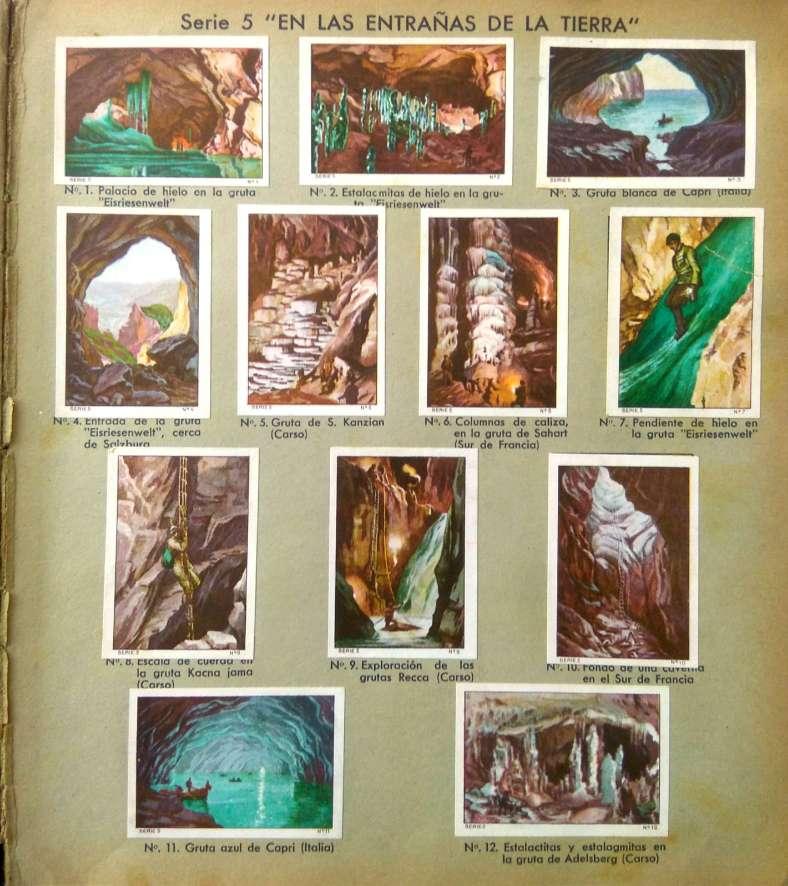 Página de Figuritas Coleccionables