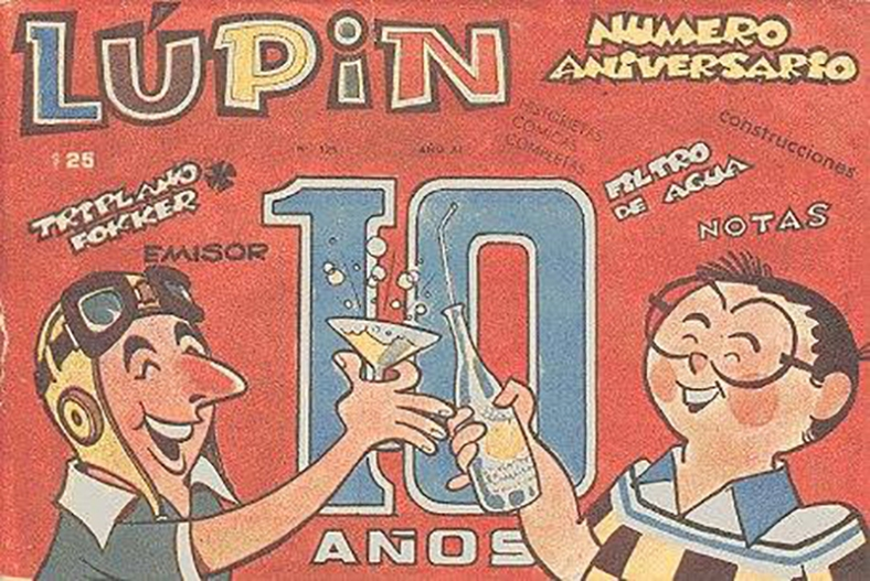 10 AÑOS Nº 125