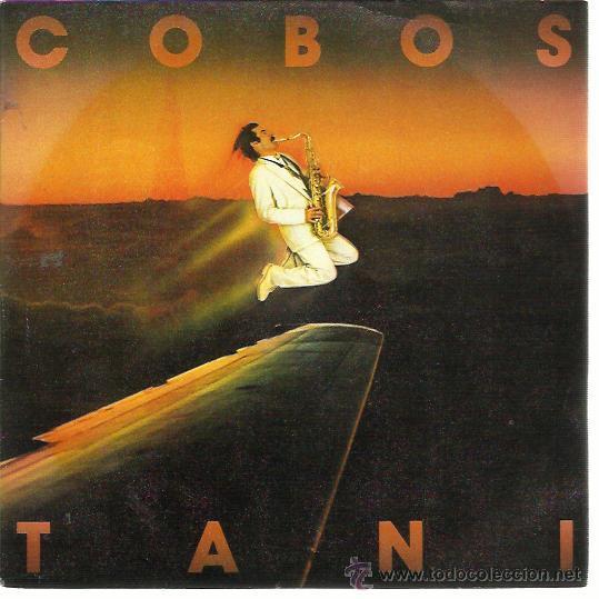 Tapa del single de Luis Cobos - Tani / El elefantito (1980)