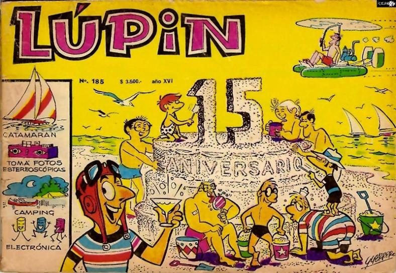 15 AÑOS Nº185 Feb 1981