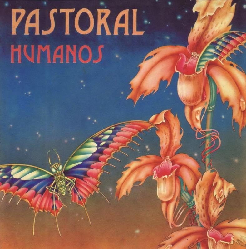 Tapa del disco de Pastoral - Humanos (1976)