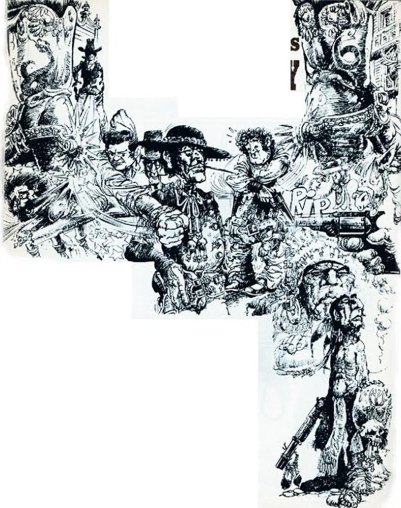 Caras y caretas, 1981