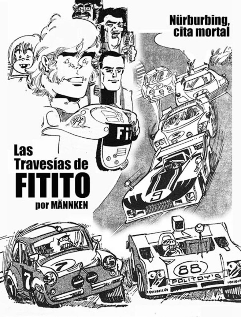 Las Travesías de Fitito, 1975, Editorial Cielosur