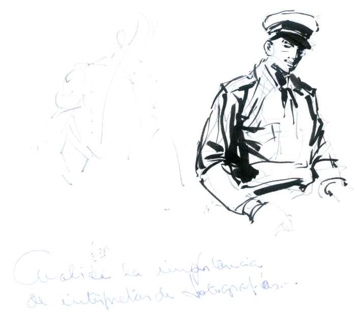 Angel Borisoff - Corrección ilustración humana