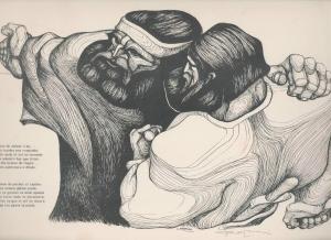 arte-argentino-carpani-martin-fierro-il-1971