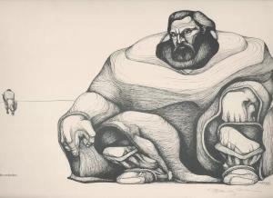 arte-argentino-carpani-martin-fierro-v-1971