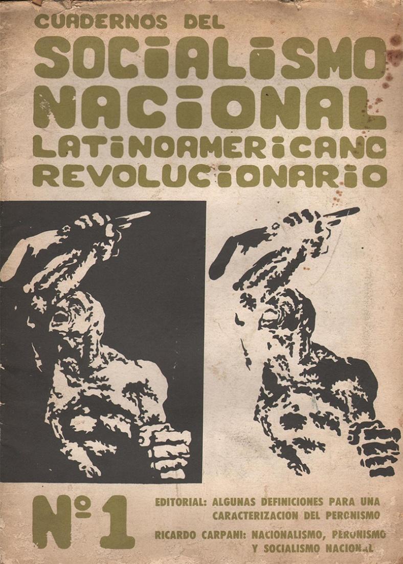Socialismo Nacional Nº 1-1