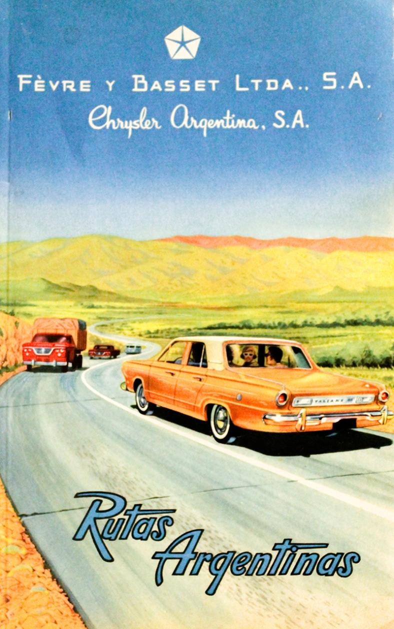 Fèvre y Basset Ltda. S.A - Chrysler Argentina S.A