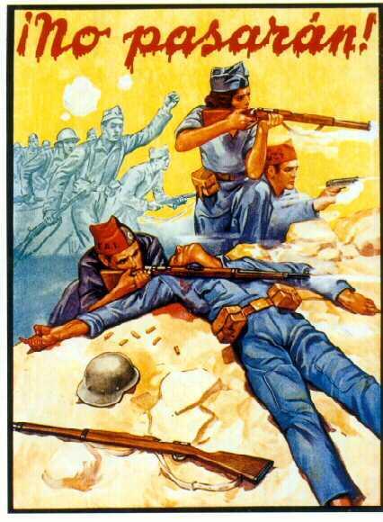 Cartel de Cristóbal Arteche (1936)