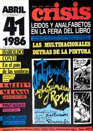 Revista Crisis No. 41