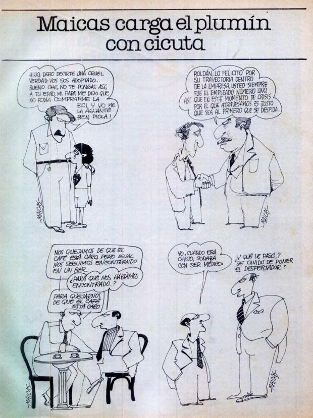 """Maicas en la revista """"Morisqueta"""", 1980.jpg"""
