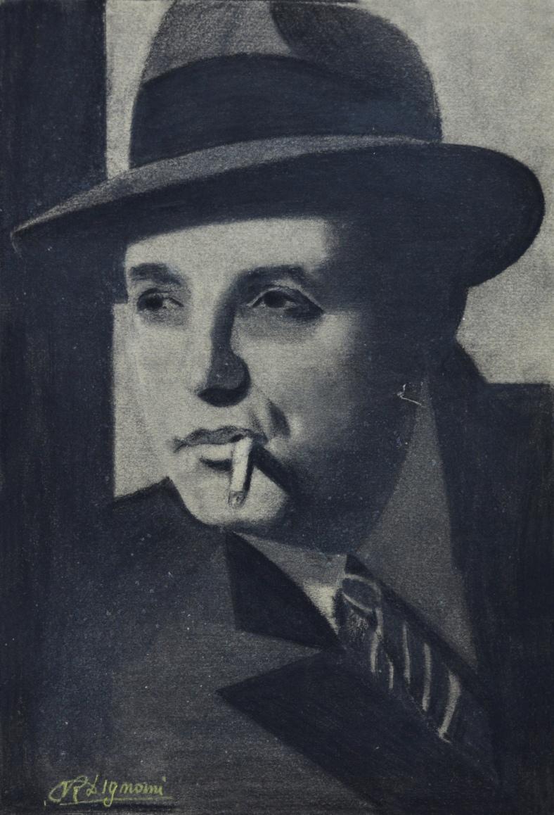 Ilustración hombre